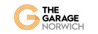 logo the garage norwich